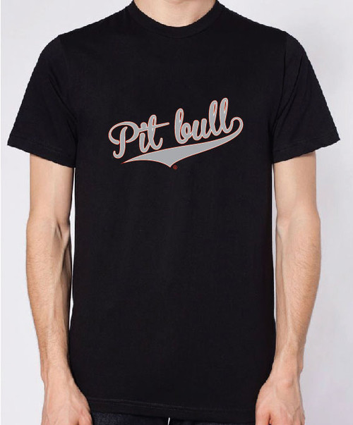 Righteous Hound - Men's Varsity Pitbull T-Shirt