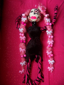 SALE! Creepy Doll, 23 Inch Gothic Doll (Ms. Flower), Dolly Dames