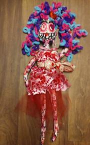 Gory Lolita Doll/ Gothic Doll