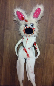 SALE! Gothic Bloody Rabbit/ Gothic Doll