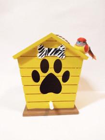 Paw Bird House