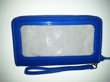 Glitter Blue Wallet