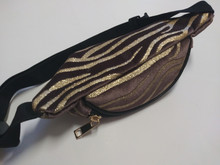 Animal Print Belt Bag/ Fanny Pack