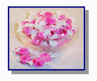 -Schooner Pete's Red Raspberry Salt Water Taffy - 5 lbs