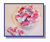 -Schooner Pete's Cranberry Salt Water Taffy - 5 lbs