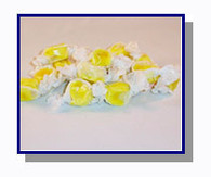 *Schooner Pete's Egg Nog Salt Water Taffy - 1/2 lb