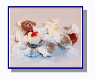 Schooner Pete's Salt Water Taffy Traditional Mix