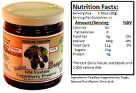 Genuine Oregon Seedless Loganberry - 12oz Jar