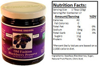 Genuine Oregon Seedless Blackberry - 12oz Jar