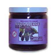 MARIONBERRY FRUIT SWEETENED PRESERVE