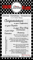 Divine Christian Occasions Stamp Set