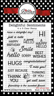Delightful Sentiments Stamp Set