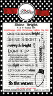 Shine Bright Stamp Set