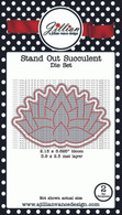 Stand Out Succulent Die Set