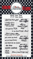 Spill the Tea Stamp Set