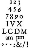 Ancient Numbers & Puncuation (Reg. $5.00)