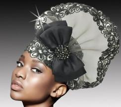 Pompadour Bubble Hat