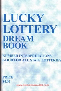 Lucky Lottery Dream Book - The Dream Book Outlet