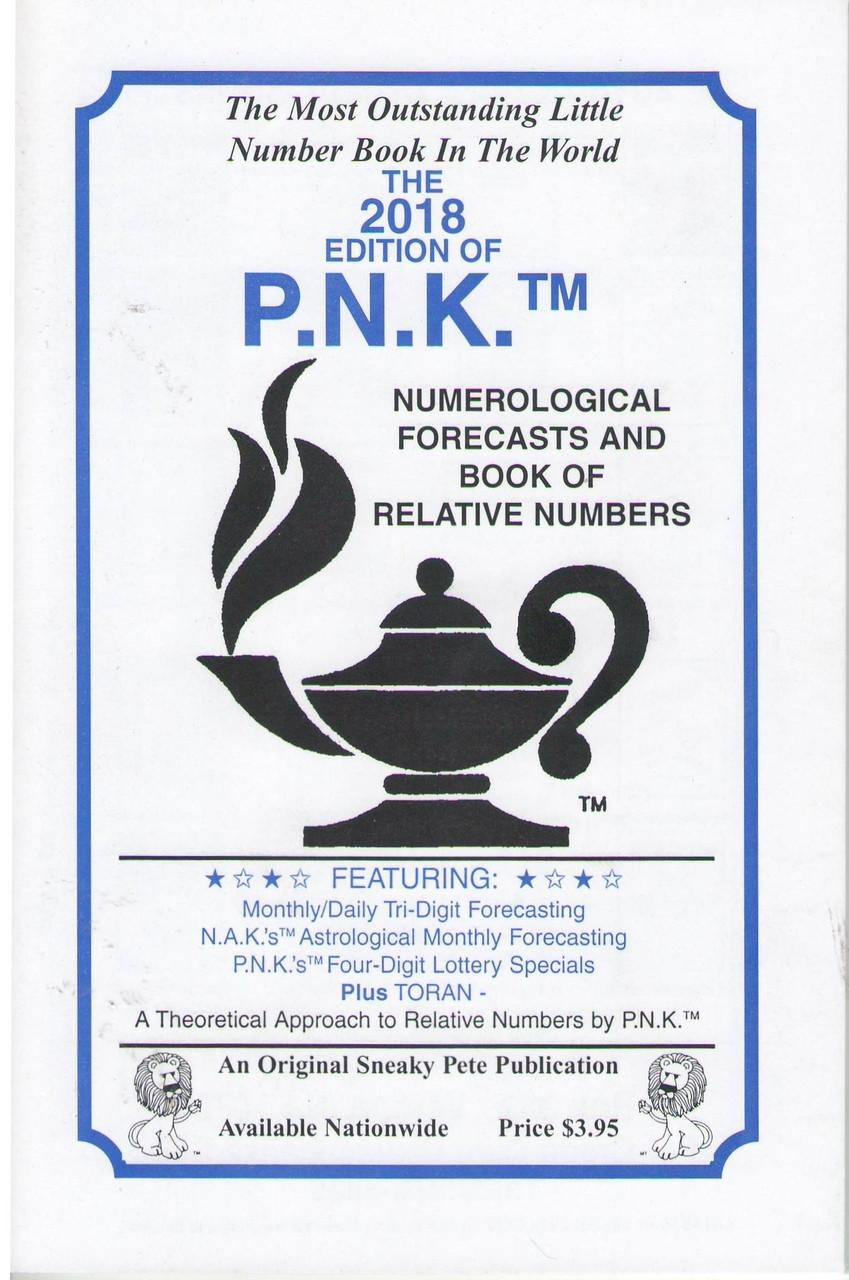 2018 P N K