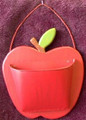 "12.25"" Apple Pocket Holder"