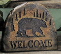 "Bear ""Welcome"" Rock"