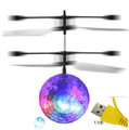 Light Up Flying Crystal Hovering Ball