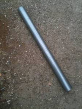 "1 METRE OF 76mm 3"" MILD STEEL TUBING 1.6mm WALL"