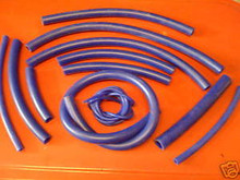 FORD 2.8i GRANADA 2 ANCILLARY SILICONE HOSE KIT BLUE