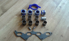 38mm FORD RS2000 16v BIKE CARB /THROTTLE BODY  INLET MANIFOLD KIT