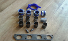 35mm FORD ZETEC S 1.4 1.6 1.7 16v BIKE CARB /THROTTLE BODY  INLET MANIFOLD KIT