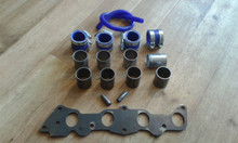 38mm FORD SIERRA CVH 1.8 BIKE CARB /THROTTLE BODY  INLET MANIFOLD KIT