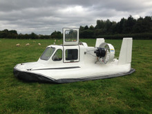 1968 Hoverhawk HA5 Mk3 Chassis no 009  Probably the oldest working hovercraft in the world