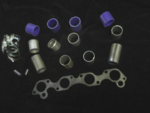 VOLVO B19.B20.B21.B23 BIKE CARB /THROTTLE BODY  INLET MANIFOLD KIT 38mm