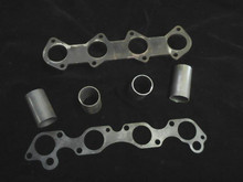 VOLVO B19.B20.B21.B23 WEBER DCOE 40 / JENVEY THROTTLE BODIES INLET MANIFOLD KIT