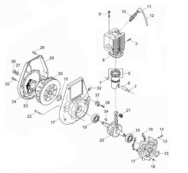 Wacker Neuson Parts Manual