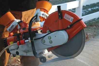 Dhs Equipment Delivers Stihl Concrete Saws Parts To Los