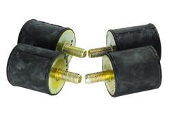 Shockmount - 4 Pack | Wacker WP1540, WP1550, VP1340, VP1550, VP2050 | 0130000