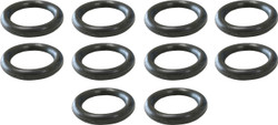 "Pressure Washer Spray Tip 1/4"" O-Ring - 10 Pack 