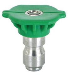 Green Pressure Washer Tip | 25° Degree - Size .40 | 85.226.040