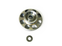Clutch Drum Pulley - Needle Cage Bearing Style | K750, K760 | 506 37 83-03