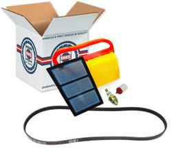 Stihl TS410 Maintenance Kit | Air & Fuel Filter, Spark Plug & Belt