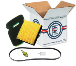 Husqvarna K750 Maintenance Kit | Air & Fuel Filter, Belt, Spark Plug