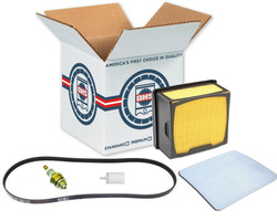Husqvarna K760 Maintenance Kit | Air & Fuel Filter, Belt, Spark Plug