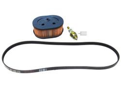 "Husqvarna K960 (12/14"" Blade) Maintenance Kit | Air & Fuel Filter, Belt, Spark Plug"