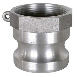"4"" Male Adapter x Female NPT Coupling 