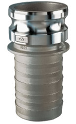 "2"" Male Adapter x Hose Shank Coupling 