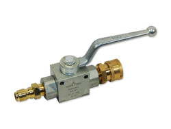 Whisper Wash Ball Valve | ABV038-BKH