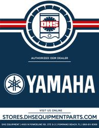 Yamaha Nut, Nylon Lock | 901-8506S-00-00