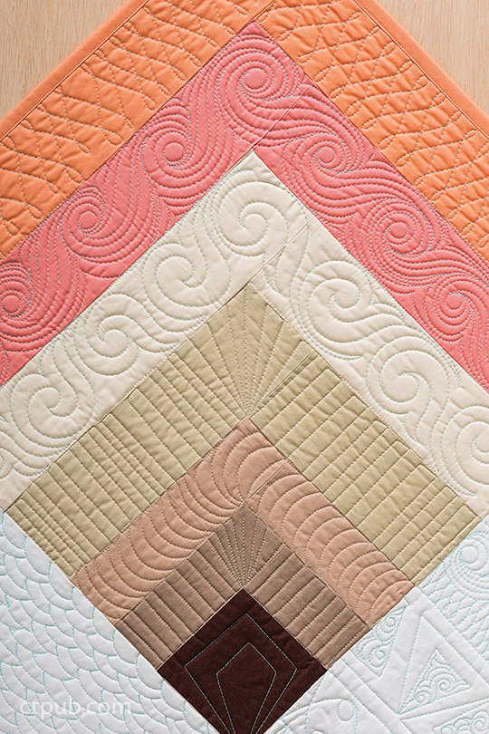 quilting templates for borders - find the perfect quilting design c t publishing