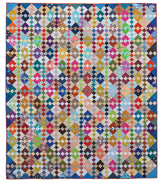 Make Bonnie Hunter S Carolina Chain Quilt C Amp T Publishing